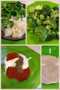 paprikash veggies
